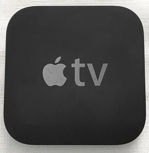 Apple TV - Works Great! 3rd Generation New Remote & Battery for Sale in Portland, OR
