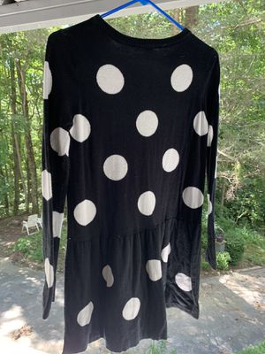 Cat and Jack polka dot dress size 14/16 XL for Sale in Hampton, TN
