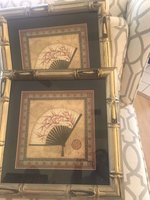 Antique Japanese Art Very Beautiful for Sale in Irving, TX