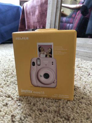 INSTAX FILM Camera for Sale in College Park, GA