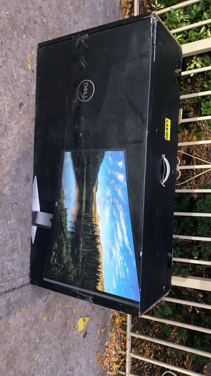 Dell UltraSharp U3415W 34-Inch Curved LED-Lit Monitor for Sale in New York, NY