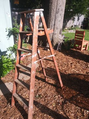 Ladder 6 foot ...300 other items. look under sellers other items for Sale in Atlanta, GA