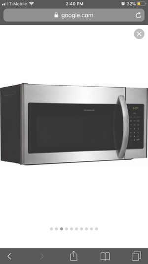 Frigidaire microwave for Sale in Detroit, MI