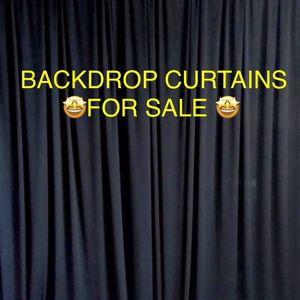 🖤🤍BACKDROP CURTAINS FOR SALE 🖤🤍 for Sale in Ontario, CA