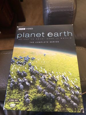 BBC planet earth -5 cds for Sale in Bothell, WA