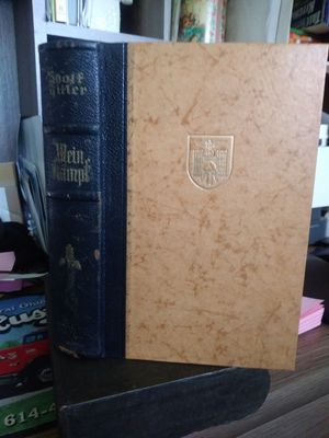 Adolf Hilter's autobiography for Sale in Reynoldsburg, OH