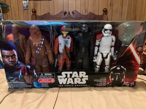 Star Wars Awakens action figures for Sale in Carson, CA
