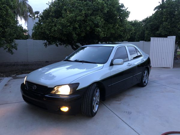 Lexus Is300 Manual 5spd For Sale In Mesa Grande Az Offerup border=