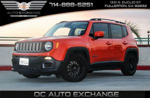 2015 Jeep Renegade for Sale in Fullerton, CA