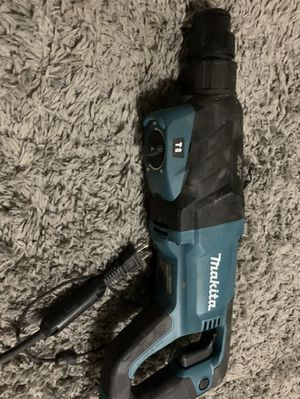 Hammer drill lightly used for Sale in Salt Lake City, UT