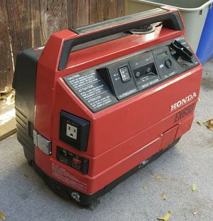 Honda 650 portable generator for Sale in Dana Point, CA