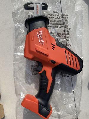Milwaukee HackZall (TOOL ONLY) for Sale in San Jose, CA