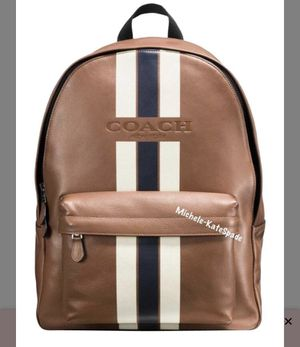 Coach men's backpack for Sale in Los Angeles, CA