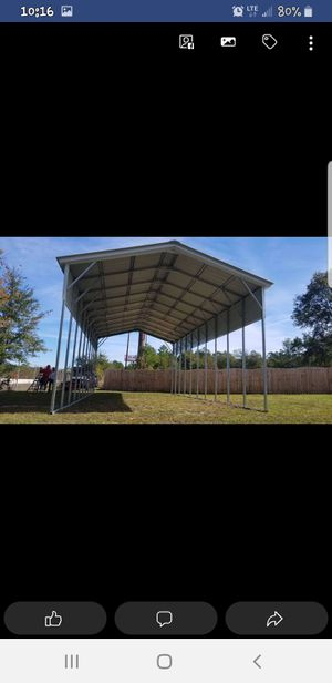 Rv cover !! garage !!! carports !! many more designs !! ask for a free quotation!! for Sale in Mocksville, NC