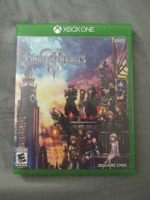 Kingdom Hearts 3- Xbox One for Sale in Chicago, IL