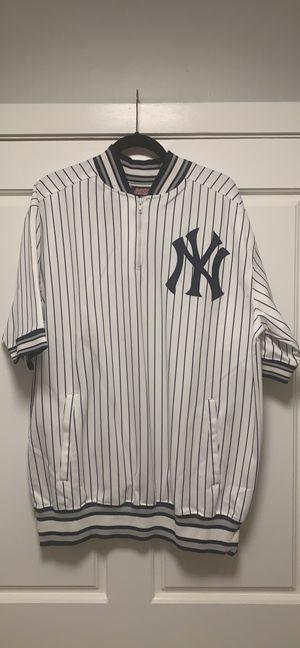 Derek Jeter New York Yankees Stitches 1/4 Zip Pullover for Sale in Martinez, CA