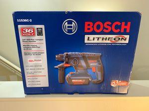Drill Hammer and regular Bosch 36 volt for Sale in Oceanside, CA