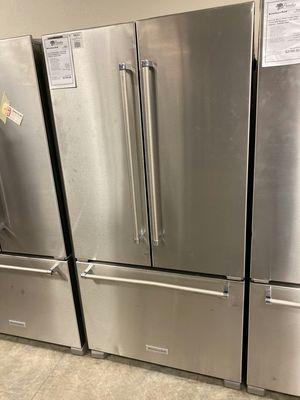 New KitchenAid Counter Depth Refrigerator 1yr Manufacturer Warranty for Sale in Gilbert, AZ