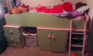 Girls twin bed for Sale in Colorado Springs, CO