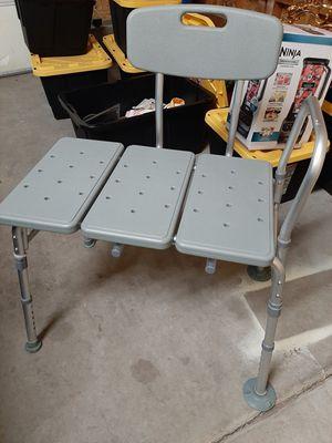 Bathtub transfer chair for Sale in Benjamin, UT