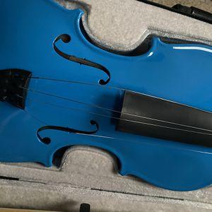 Blue Violin for Sale in Las Vegas, NV