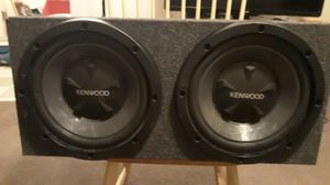 Kenwood Speaker for Sale in Cornelius, OR