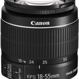 Canon EFS 18-55mm | F/3.5-5.6 IS for Sale in Miami, FL