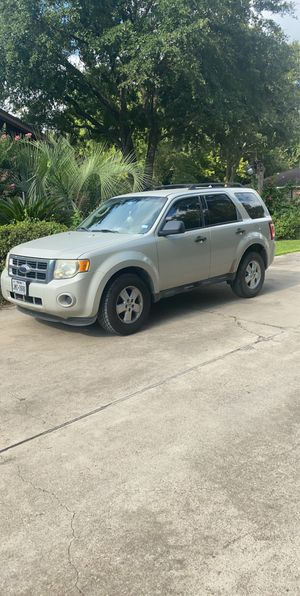 2009 Ford Escape for Sale in Houston, TX