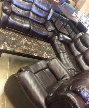 I Furniture three-El Rio furniture finance available down payment $39 1456 belt line rd suite 121 Garland tx 75044 Open from 9:30-8:30 for Sale in Garland, TX