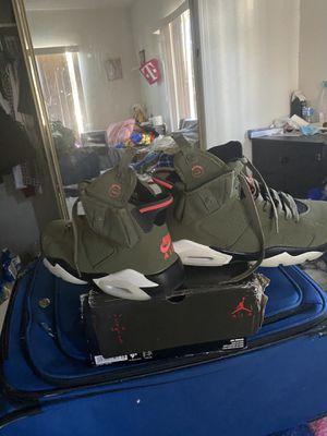 Jordans size 9 1/2 for Sale in Commerce, CA