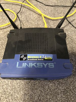 Linksys Wifi Router for Sale in Wexford, PA