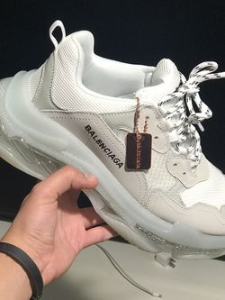 BALENCIAGA TRIPLE S for Sale in Morrisville,  PA