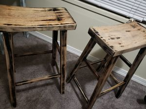 Refinished stools for Sale in St. Petersburg, FL