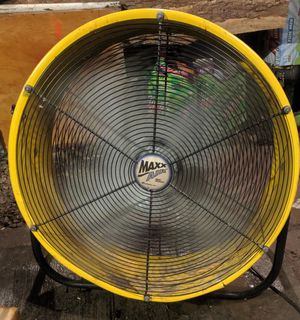 Maxx air utility fan for Sale in Terre Haute, IN