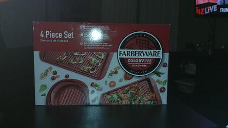 Fareberware colorvive bakeware (New) for Sale in Katy,  TX