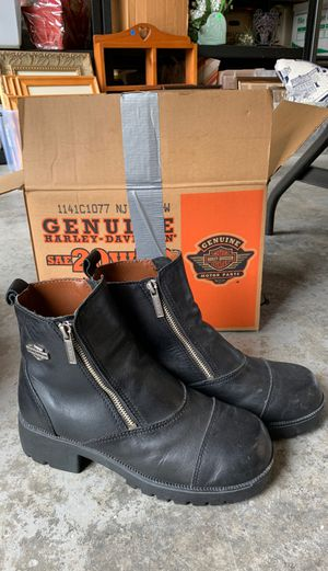 Harley Davidson Women's riding boots Size 9 for Sale in Gig Harbor, WA