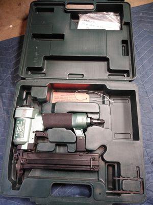 Hitachi nail gun for Sale in Gresham, OR