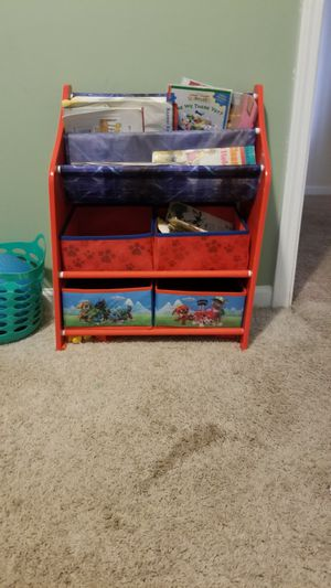 Kids storage and toys like new for Sale in Taylor, MI
