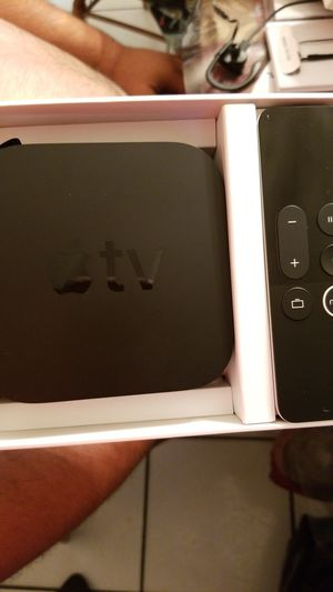 Apple 4k TV 32 gbs for Sale in Houston, TX