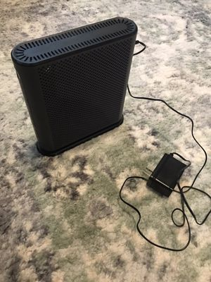 Motorola Cable Modem and Router for Sale in Washington, PA