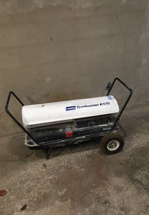 Tradesman K170 Kerosene heater for Sale in Locust Valley, NY