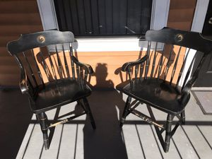 2 Wooden antique style chairs for Sale in Bradenton, FL