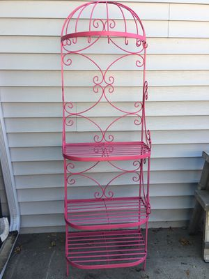 Steel Plant Stand for Sale in Arvada, CO