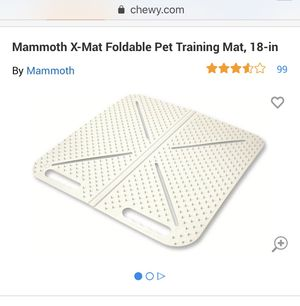 Dog training mat for Sale in Los Angeles, CA