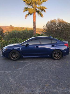 2017 Subaru WRX Base for Sale in Encinitas, CA