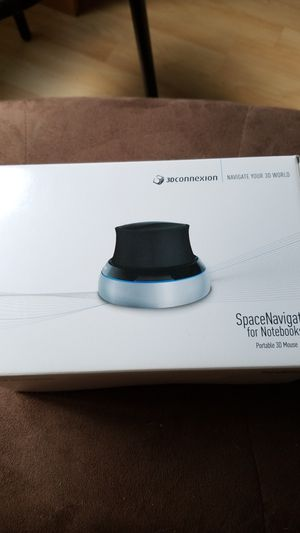 New 3DConnexion SpaceNavigator CAD Mouse 700034 for Sale in East Lansing, MI