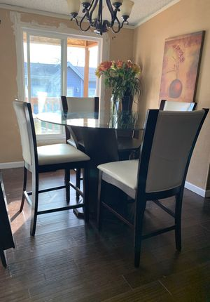 4-chair table for Sale in Tigard, OR