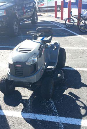 "Craftsman LT1500 42"" riding lawnmower for Sale in Largo, FL"