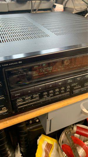 ONKYO audio video control tuner .tx-sv70 pro for Sale in Enumclaw, WA