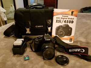 Canon Rebel eos for Sale in Bowie, MD